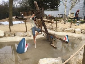 Captain Bay's Adventure Golf